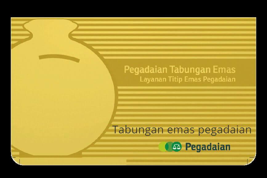 Tabungan emas pegadaian atau nabung emas di pegadaian dengan emas pegadaian dan tabungan emas 2021